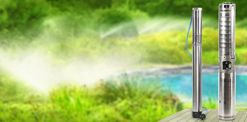 Unterwasserpumpen von Grundfos