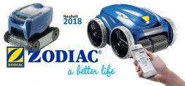 Neue Zodiac Poolroboter