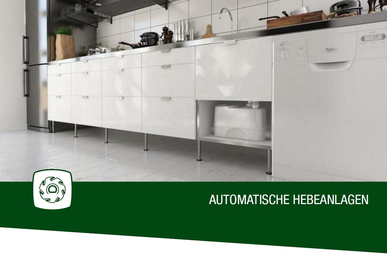 Automatische Hebeanlagen ohne Schneidwerk von DAB - Pumpe19 Magazin